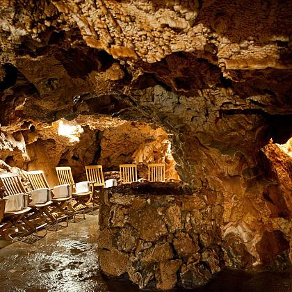 Grotta Giusti Spa Resort in Tuscany