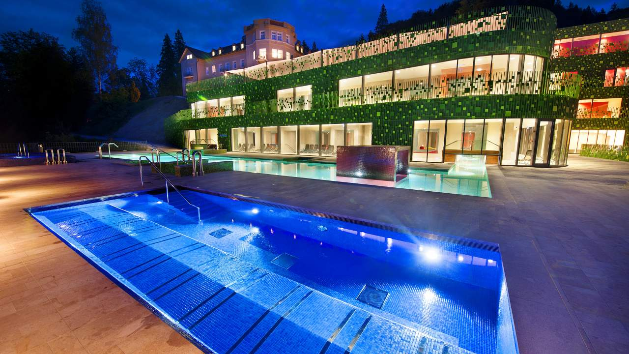 Slovenia: Rimske Terme Resort  Anti-Cellulite Package