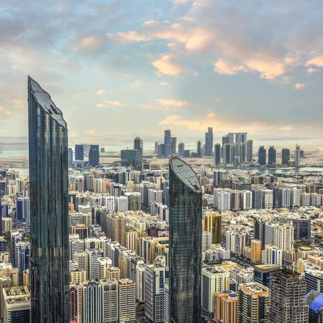ABU-DHABI - THE PEARL OF THE MIDDLE EAST