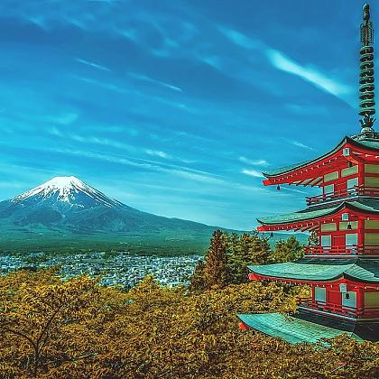 "JAPAN: FALL TOUR ""TOKYO AND FUJI MOUNTAIN"""