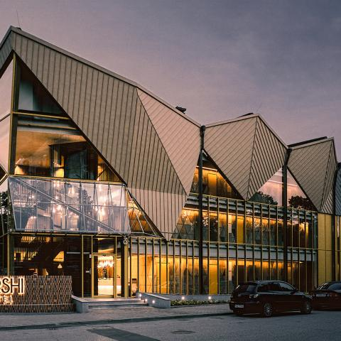 Latvia: Kurshi Hotel and Spa
