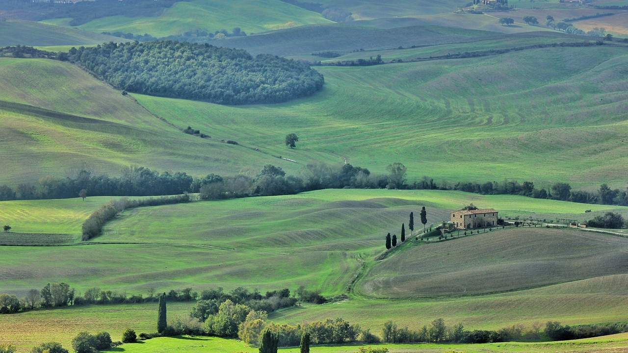 Italy: TUSCANY FOR GOURMETS
