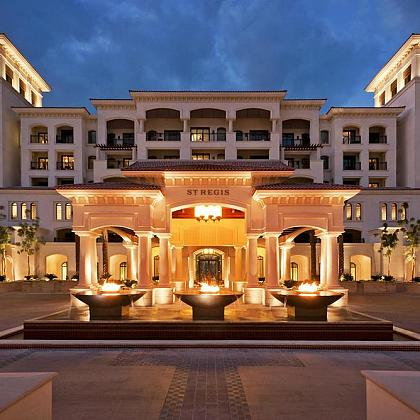 The St. Regis Saadiyat Island Resort 5 *