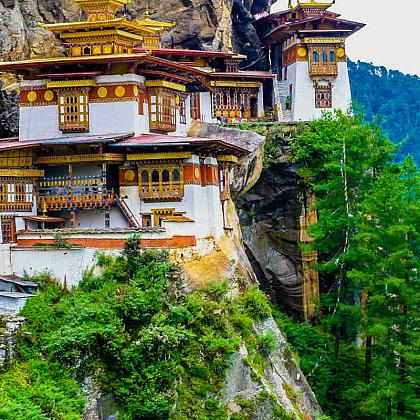 Bhutan: The first introduction