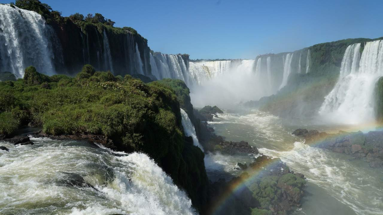 Argentina – Brazil: From ice to the Sun!
